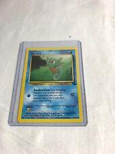 POKEMON HORSEA Basic Pokémon 49/62