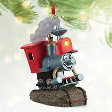 Disney Store DUMBO Casey Jr TRAIN Christmas Holiday Tree Ornament LIGHT UP 2013