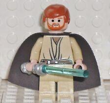 Star Wars Lego Mini Figure EP.3 Obi-Wan Kenobi * NEW * ~ Rare ~ FREE P&P