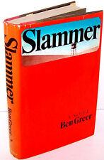 Slammer- Ben Greer FIRST EDITION