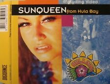 HULA GIRL - Sunqueen from Hula Bay 4TR CDM 2001 EURODANCE incl VIDEO