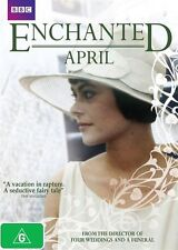 Enchanted April (DVD, 2010) Like New