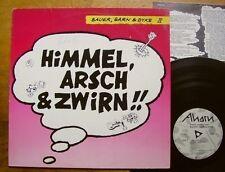 Bauer Garn & Dyke II - Himmel Arsch & Zwirn - D'82 + OIS - Krautrock Ahorn - TOP