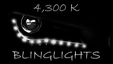 2001-2004 Volvo S60 HeadLamp White lights LED Strip 03