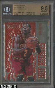 2012-13 Select Hot Rookies #31 Kyrie Irving Cavaliers RC BGS 9.5 GEM MINT