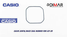 CASIO GASKET/ BACK SEAL RUBBER, FOR MODELS LCF-20