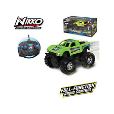 Nikko Radio Controlled Title Truck Pro Toy RC Racing Car Vehicle Green 1 24