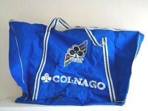 *Rare Vintage 1980s COLNAGO bicycle transport travel bag*