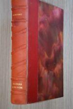 Fournier Sarnoveze / M. Dupont avec belle dédicace /Relié / E50