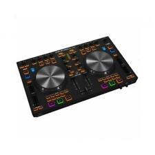 BEHRINGER CMD STUDIO4A CONSOLLE DJ CONTROLLER 4 DECK + SCHEDA AUDIO 4 CANALI 24B