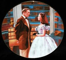 Gone With the Wind ~ A Declaration of Love ~ 1991 Collector's Plate with COA