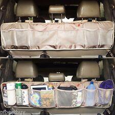 Car Trunk Interior Cargo Organizer Rear Storage Net for CRV,SUV,MPV by P&F
