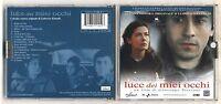 Cd LUCE DEI MIEI OCCHI Ludovico Einaudi Colonna sonora OST film Piccioni