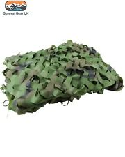 Army Camouflage Net Hunting Camo Netting Woodland Shelter Shooting Hide