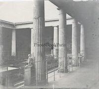 Pompei Italia Foto Amateur Vintage Ca 1900