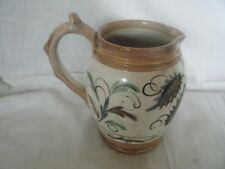 VINTAGE DENBY GLYN COLLEDGE JUG SIGNED 5.5 INCH TALL