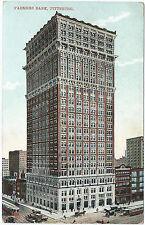 Pittsburg, PA- Farmers Bank Building - 1907 postcard