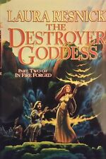 LAURA RESNICK THE DESTROYER GODDESS PART 2 IN FIRE FORGED 2003 HCDJ 1ST ED NEW