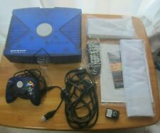 Collectors item RARE Kasumi Chan Blue Xbox console boxed NTSC-J + Games DOA 3