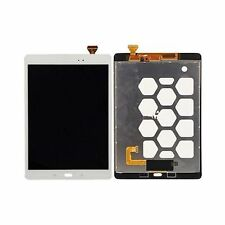 DISPLAY LCD TOUCH SCREEN SAMSUNG pr GALAXY TAB A 9.7 SM-T555 VETRO BIANCO TABLET