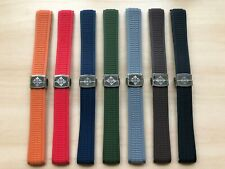 Replacement Rubber Watch Strap Band Patek Philippe Aquanaut 5167R 5167A