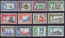 Gilbert & Ellice Islands 1956 SC 61-72 MH Set