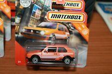 VOLKSWAGEN - GOLF GTI MK1 - 1976 - MATCHBOX - 1/64