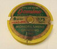 Vintage Pflueger Merit Camouflaged Spinning Line