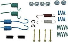 Drum Brake Hardware Kit Rear Dorman HW7104