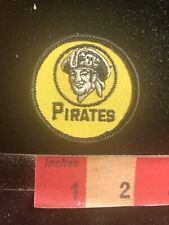 Vintage Pennsylvania Professional Baseball PITTSBURG PIRATES Patch 90K