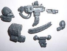 Space Marines Devastator Squad Heavy Bolter A - G082