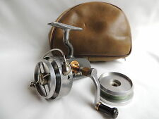 Hardy Altex No2 MkV Spinning Fishing Reel + Spare Spool.