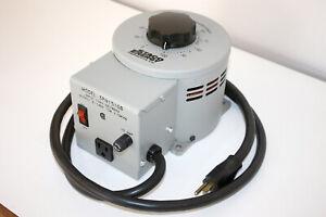 Staco 3PN1510B Autotransformer Variac, Output 0-140VAC 15A Variable Transformer
