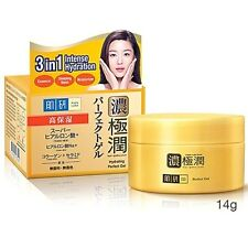 HADA LABO HYDRATING PERFECT GEL ESSENCE SLEEPING MASK HYALURONIC COLLAGEN 14 g