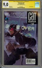 CATWOMAN #47 - CGC 9.0 - SIGNED BY ADAM HUGHES - 2502263001
