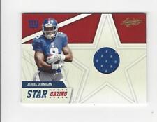 2011 Absolute Star Gazing Jerrel Jernigan JERSEY Giants