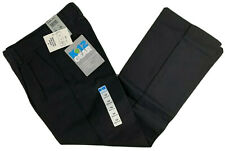 K12 Gear Boys School Uniform Pants Nwt 6540Br Black Size 10 Uni12