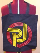 Pearl Jam Blue Tote Bag Official Band Merch Eddie Vedder - PJ20 Twenty - NEW