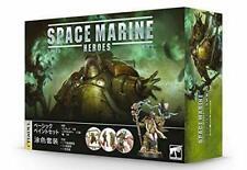 Warhammer Space Marine Heroes Series 3 Japan Death Guard basic Paint Set JAPAN