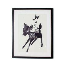 Disney Bambi Framed Print (Was £40)