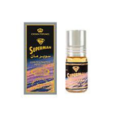 Musc Parfum Al Rehab Superman 3ml 100% Huile