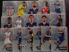 2015 Season Perth Glory Soccer Trading Cards