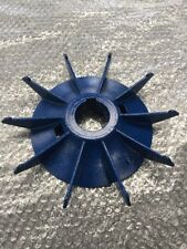 Moteur électrique Remplacement Ventilateur De Refroidissement Ventilateur 255 mm 48 mm Roue Aluminium