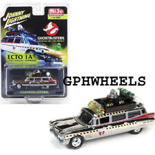 Johnny Lightning ECTO 1A GHOSTBUSTERS 1959 59 CADILLAC ELDORADO LIMITED CHROME