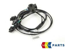 NEW GENUINE BMW 3 4 SERIES SET OF CABLES FRONT APRON 61129313607
