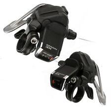 Comandi cambio bici Microshift XE Marvo TS82-9x3 s mountain bike shifters