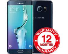 Samsung Galaxy S6 Edge SM-G925F - 32GB - Black Sapphire (Unlocked) smartphone