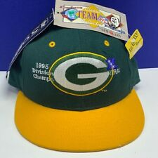 NFL super bowl XXXI vintage snapback hat cap Green Bay Packers Favre NWT tags 5