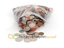 "6"" x 10"" Clear Reclosable Zipper Plastic Bags 4 Mil 500 Pieces"