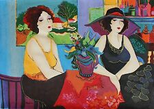 Patricia Govezensky- Esco Bar Giclee on Canvas Limited Edition of 50 Very rare